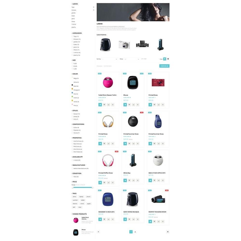 theme - Elektronica & High Tech - Market Shopping Premium - 4