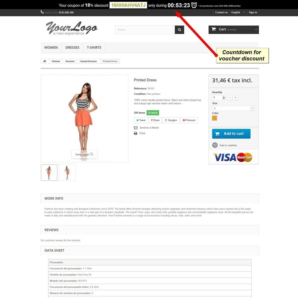 module - Pop-up - Email Leads Collector Popup with Discount Coupon - 12