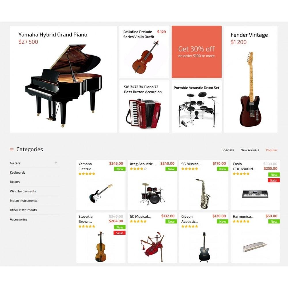 theme - Kultura & Sztuka - Music Tool - 3