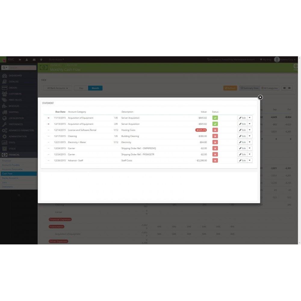 module - Статистика и анализ - RMC Financial - 9