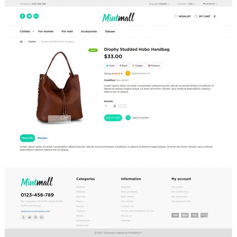 theme - Fashion & Shoes - Mintmall Fashion - 7