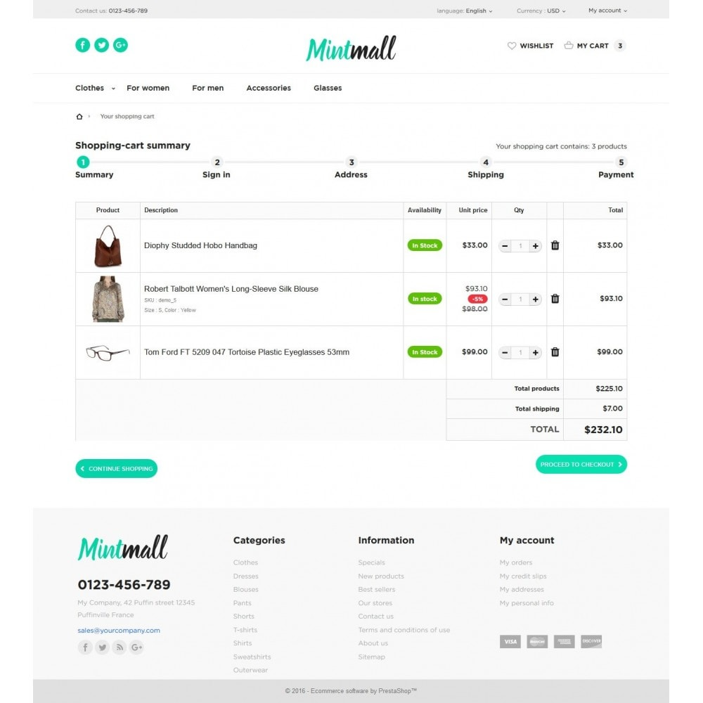 theme - Fashion & Shoes - Mintmall Fashion - 8