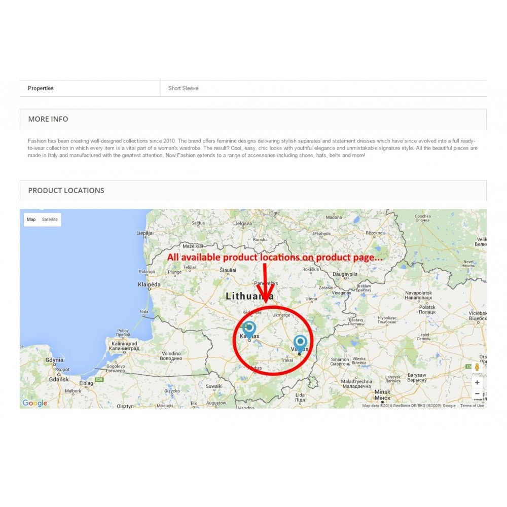 module - Internationaal & Lokalisatie - Search Products by Location and Google Maps Pro - 3