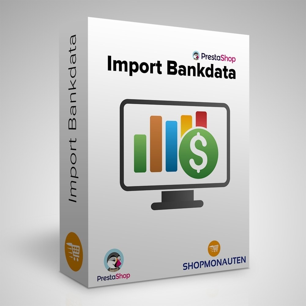 module - Data Import & Export - Bank Import - 1