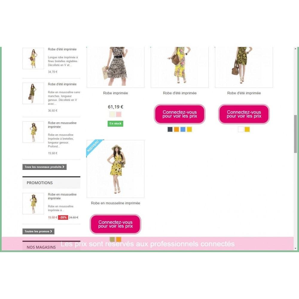 module - Preisverwaltung - Hide prices easily - 7