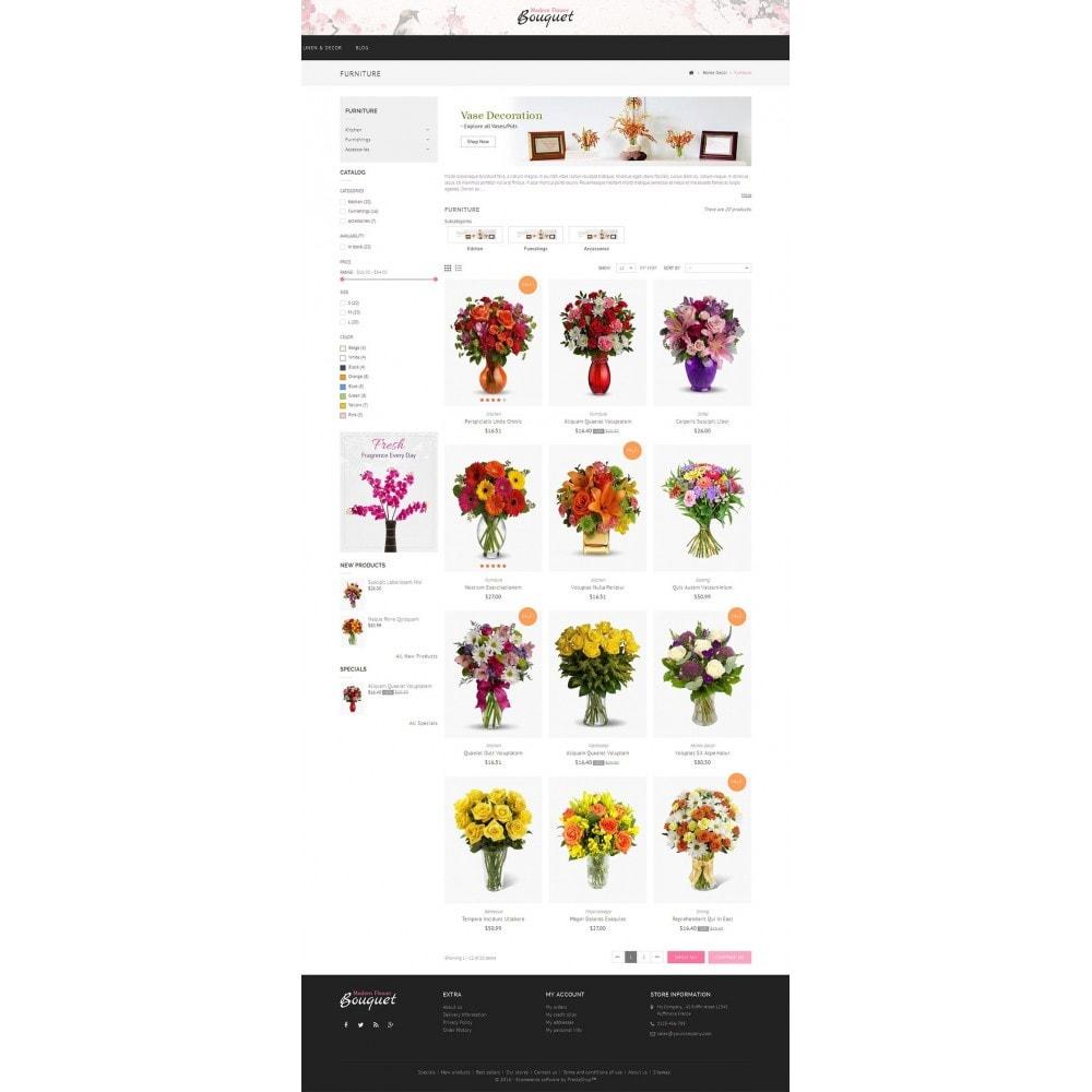 theme - Подарки, Цветы и праздничные товары - Flower Store - 3