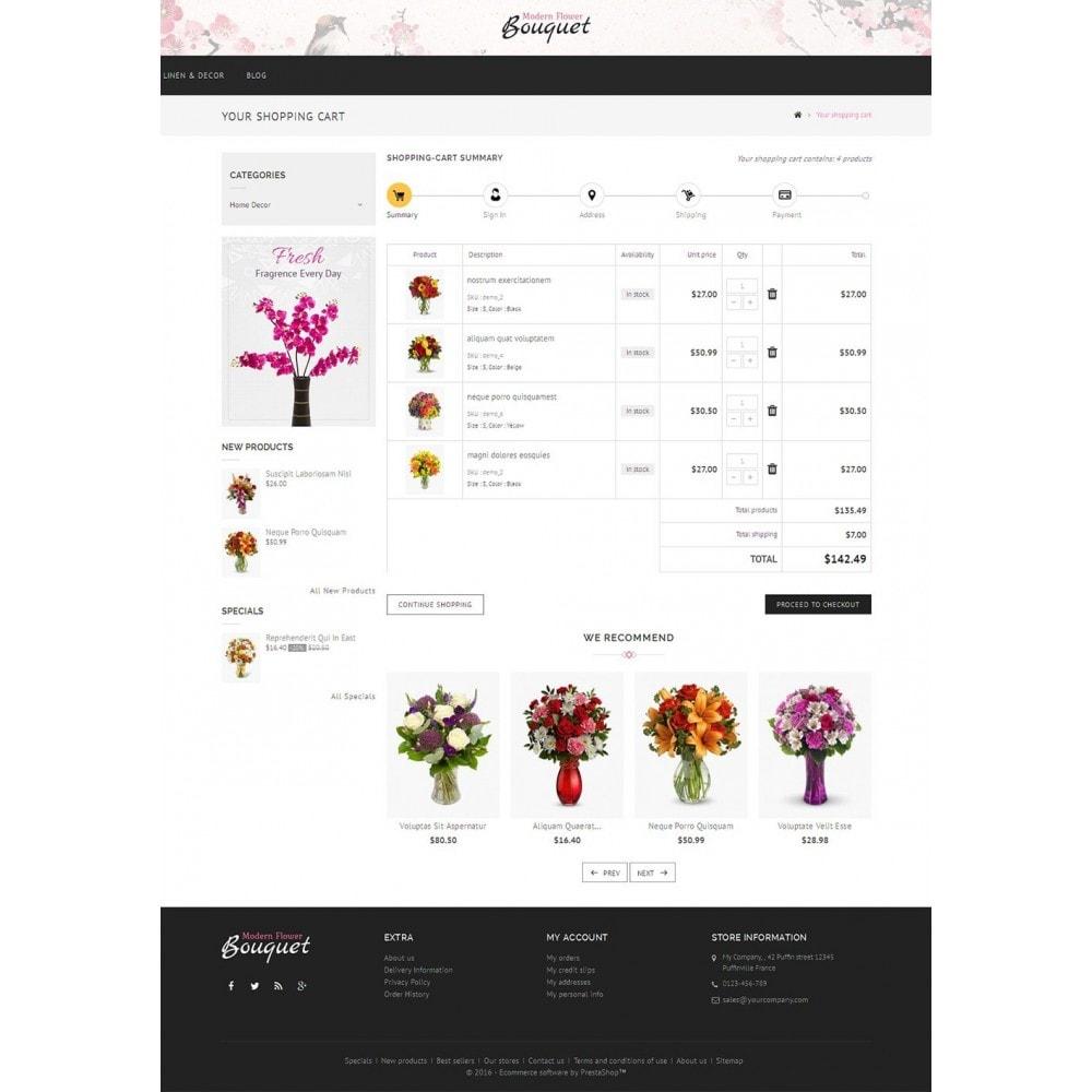 theme - Подарки, Цветы и праздничные товары - Flower Store - 5