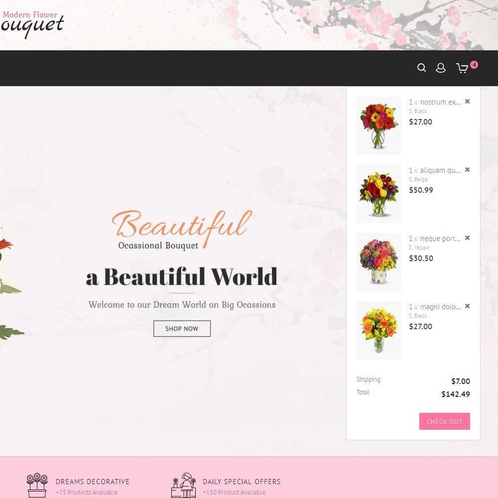 theme - Подарки, Цветы и праздничные товары - Flower Store - 7