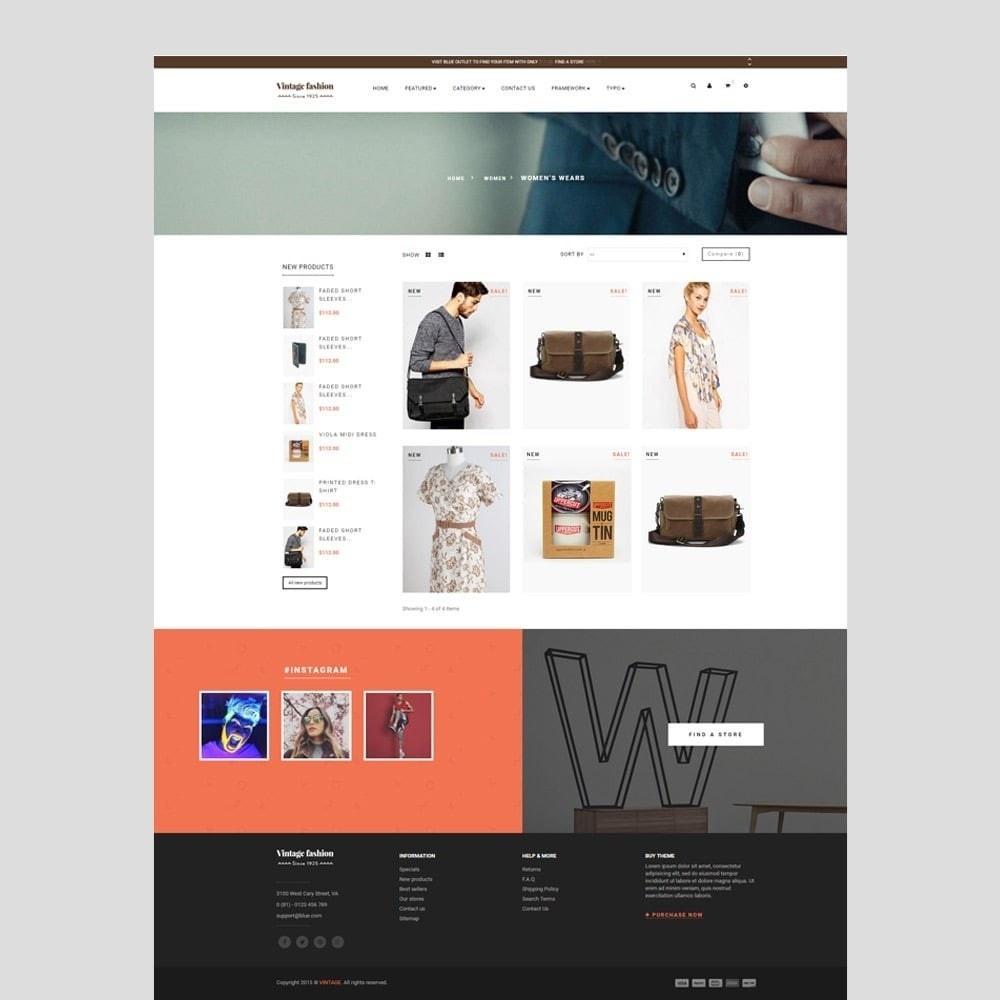 theme - Moda y Calzado - Ap Vintage Fashion - 3