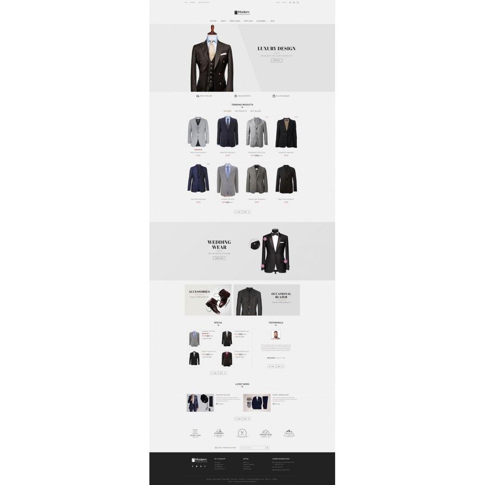 theme - Moda & Calçados - Suit Store - 2