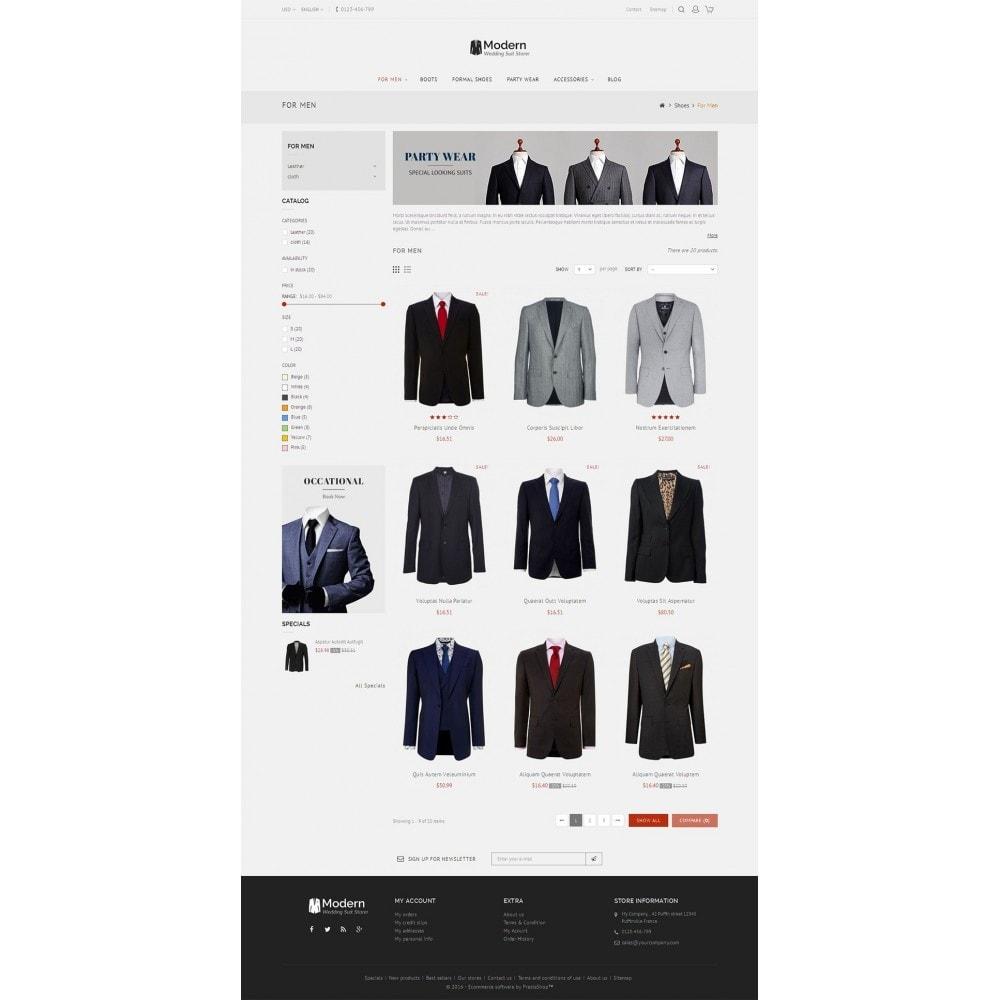 theme - Moda & Calçados - Suit Store - 3