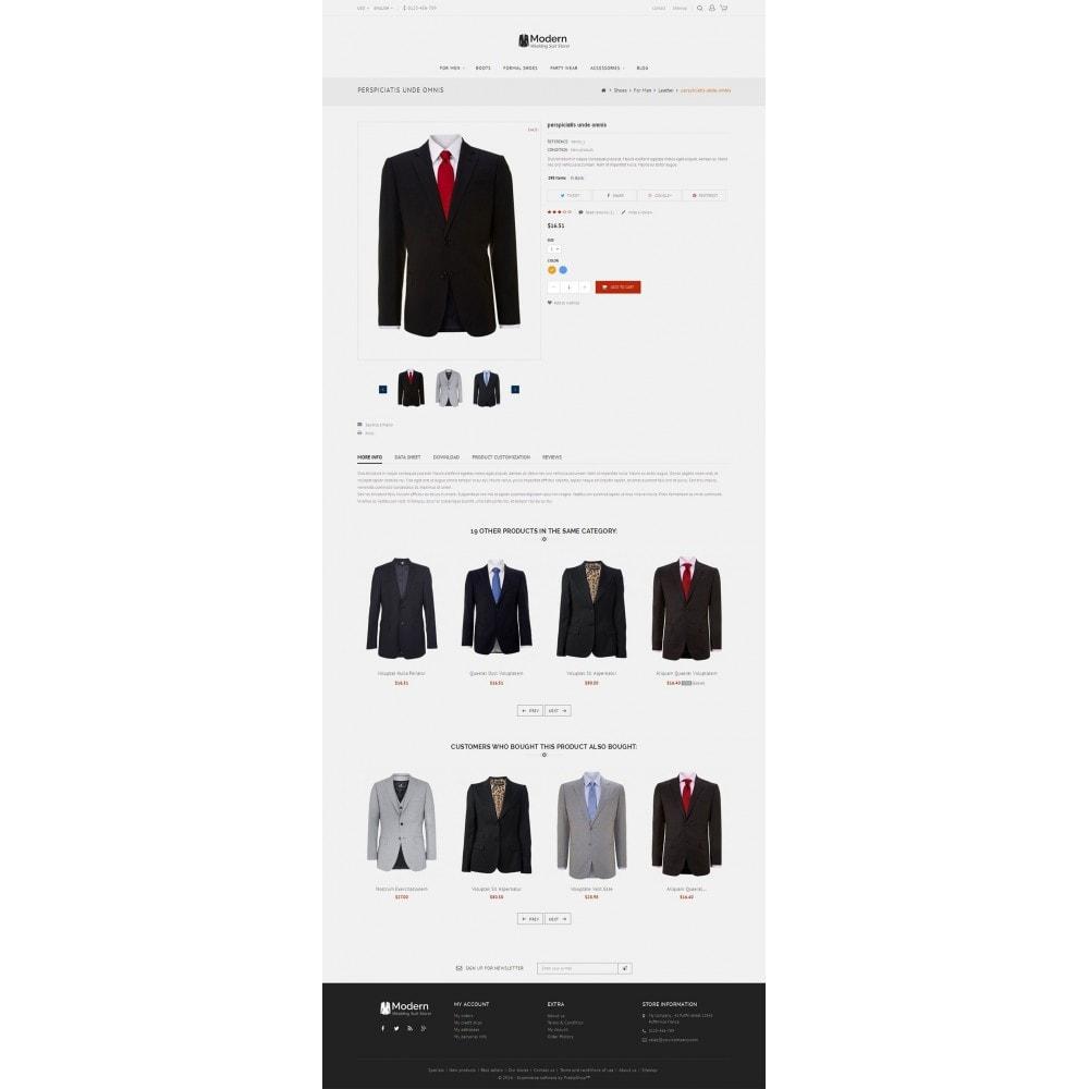 theme - Moda & Calçados - Suit Store - 4