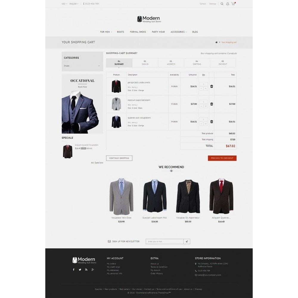 theme - Moda & Calçados - Suit Store - 5