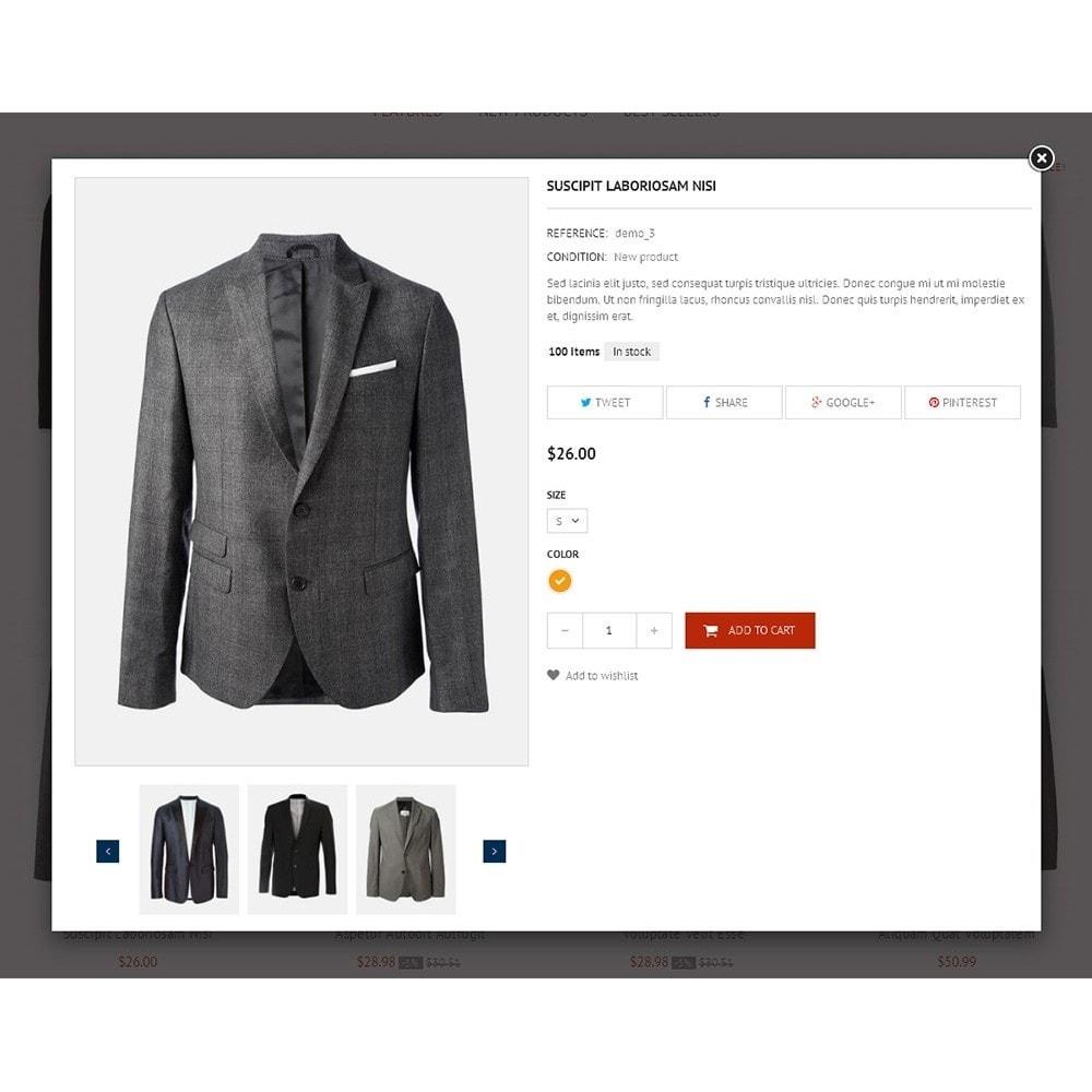 theme - Moda & Calçados - Suit Store - 6