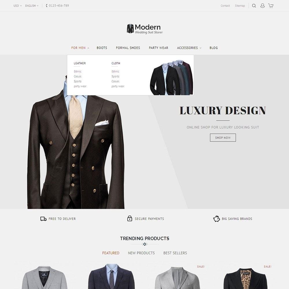 theme - Moda & Calçados - Suit Store - 7