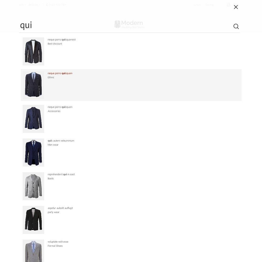 theme - Moda & Calçados - Suit Store - 9