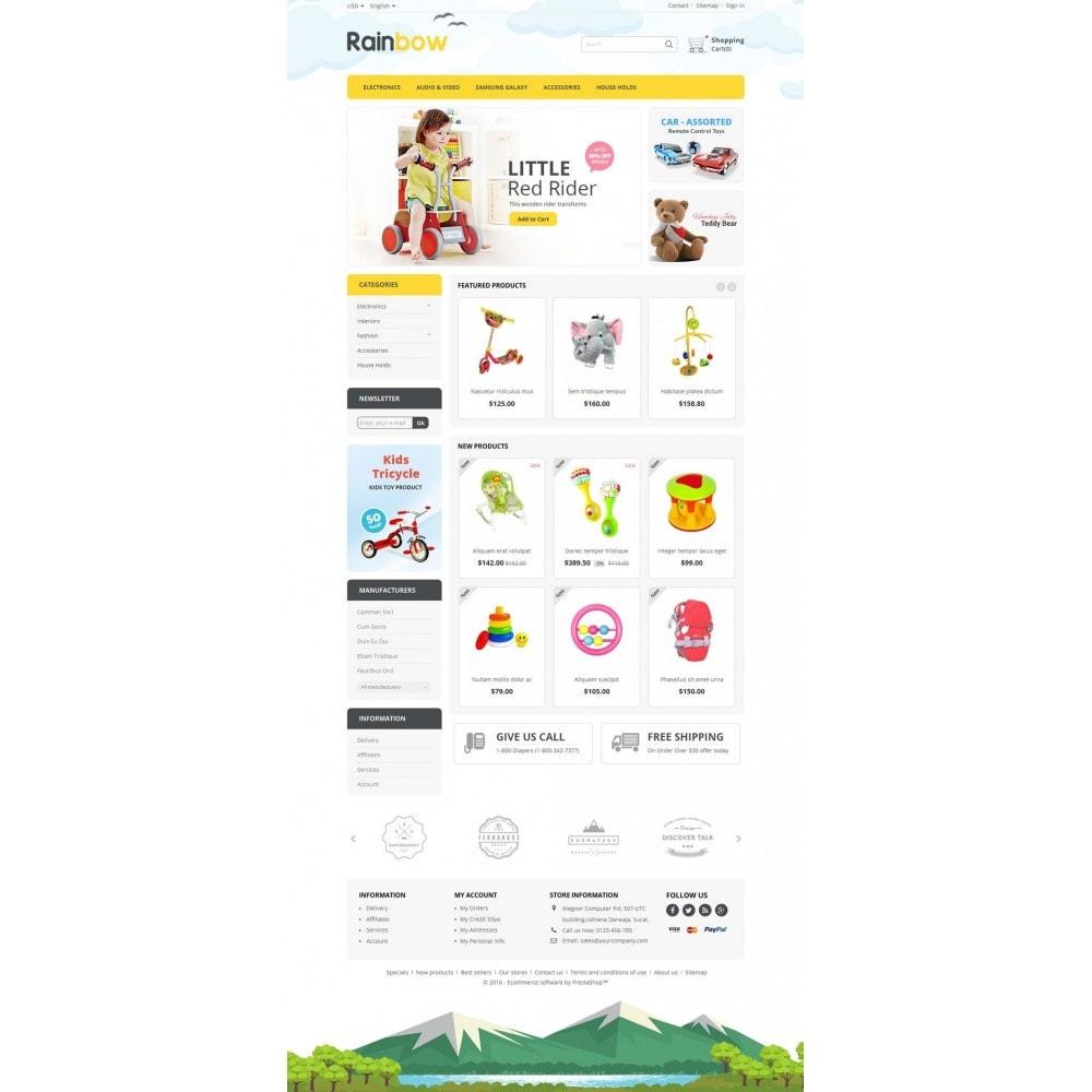 theme - Bambini & Giocattoli - Rainbow Store - 2