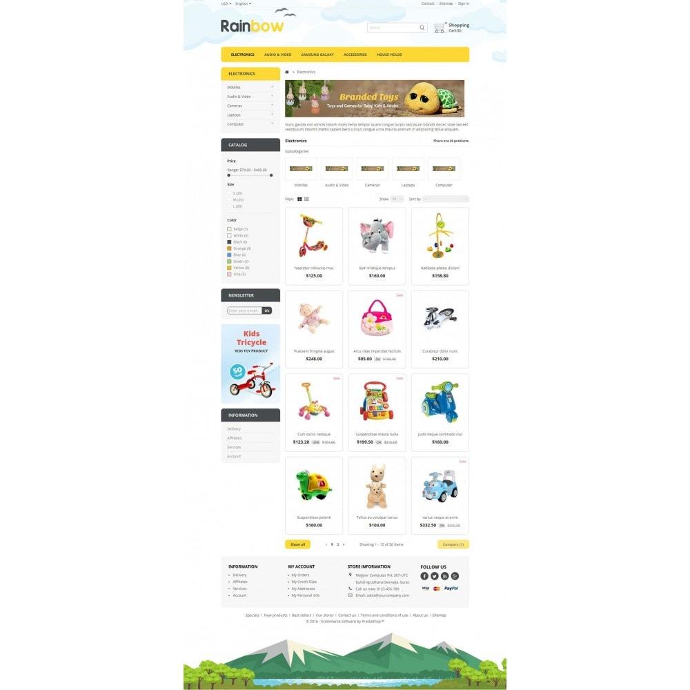 theme - Bambini & Giocattoli - Rainbow Store - 3