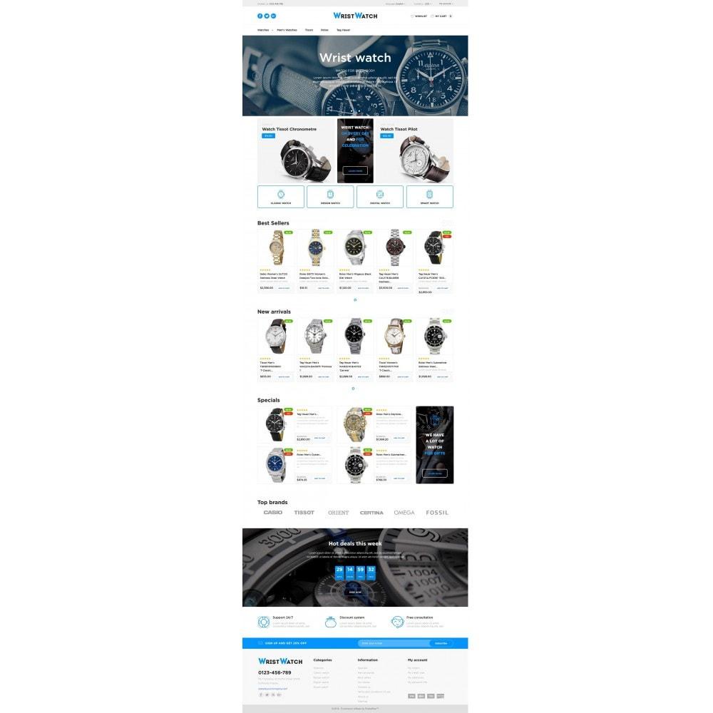 theme - Bijoux & Accessoires - Wrist Watch - 4