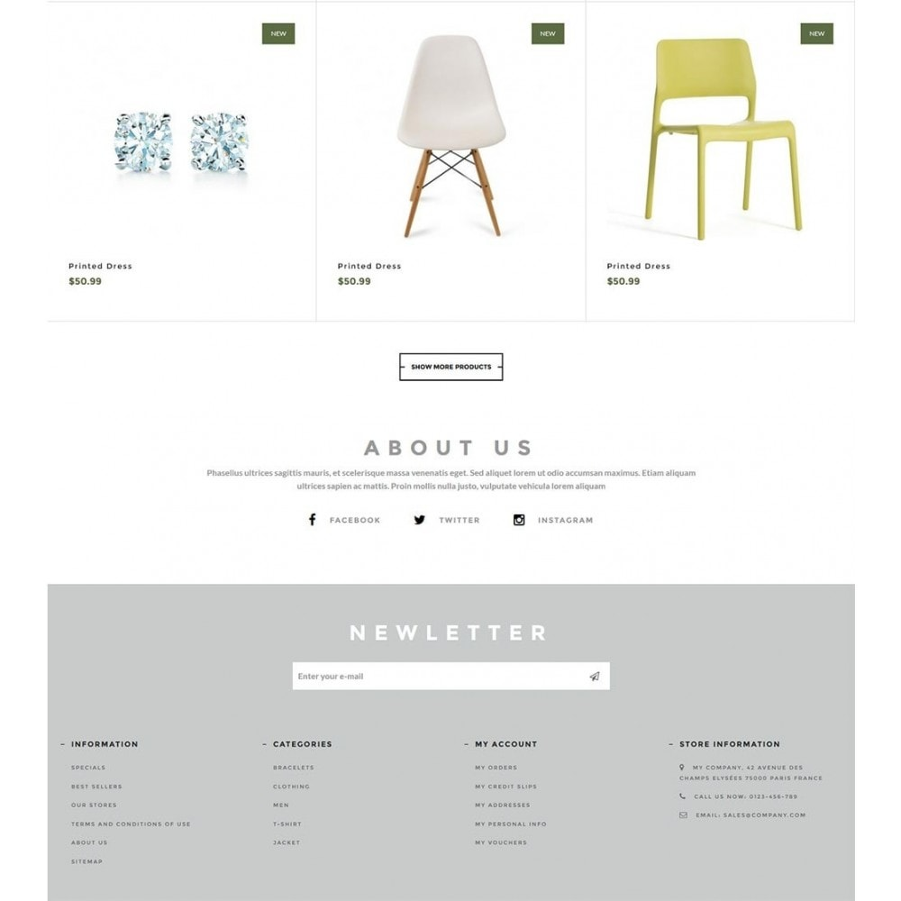 theme - Heim & Garten - Firoz Furniture - 3