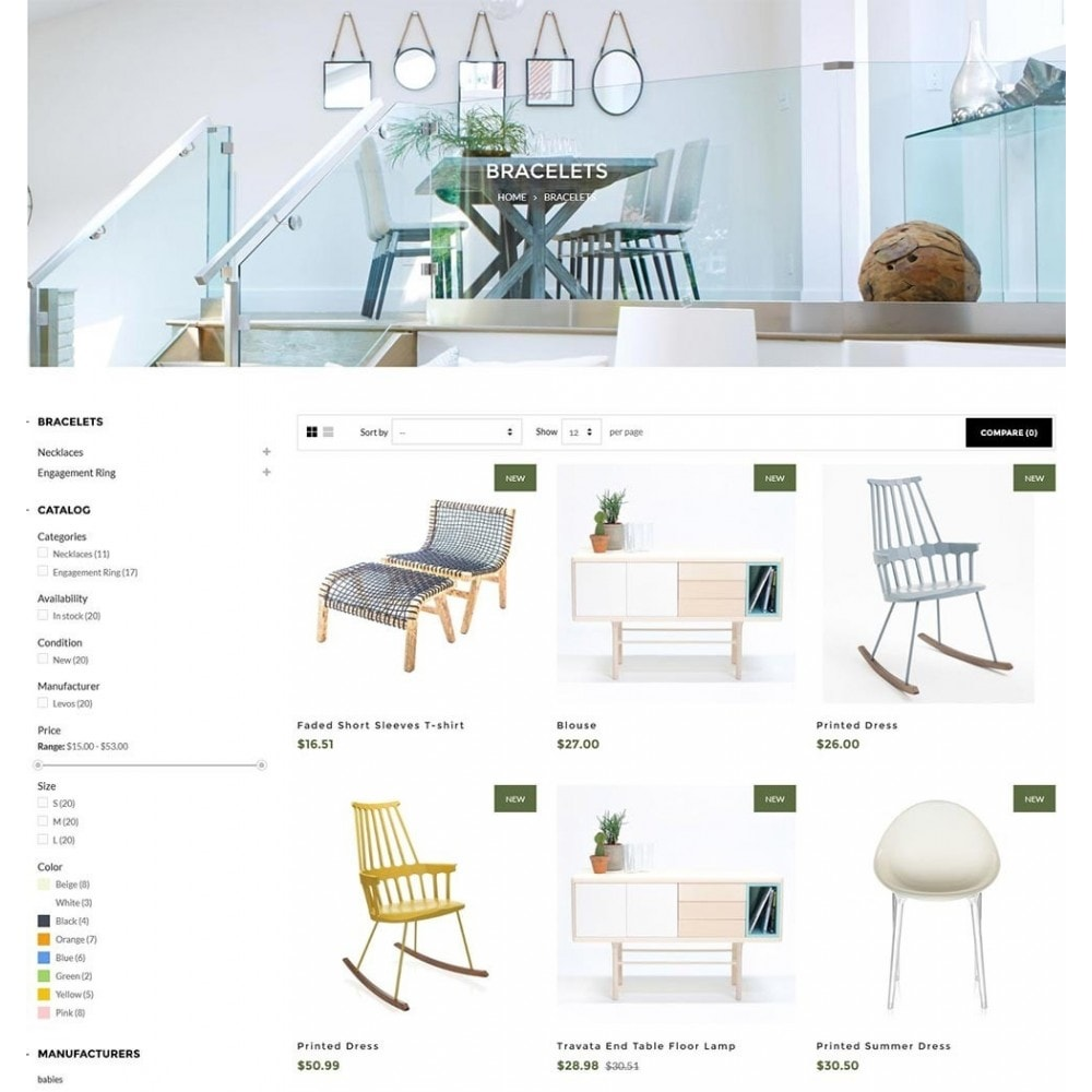 theme - Heim & Garten - Firoz Furniture - 4