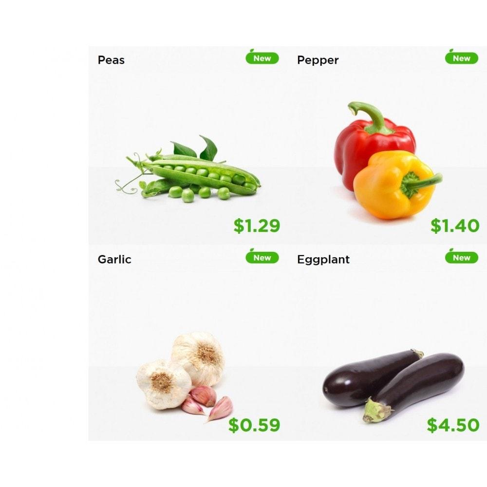 theme - Cibo & Ristorazione - Food Market - 4