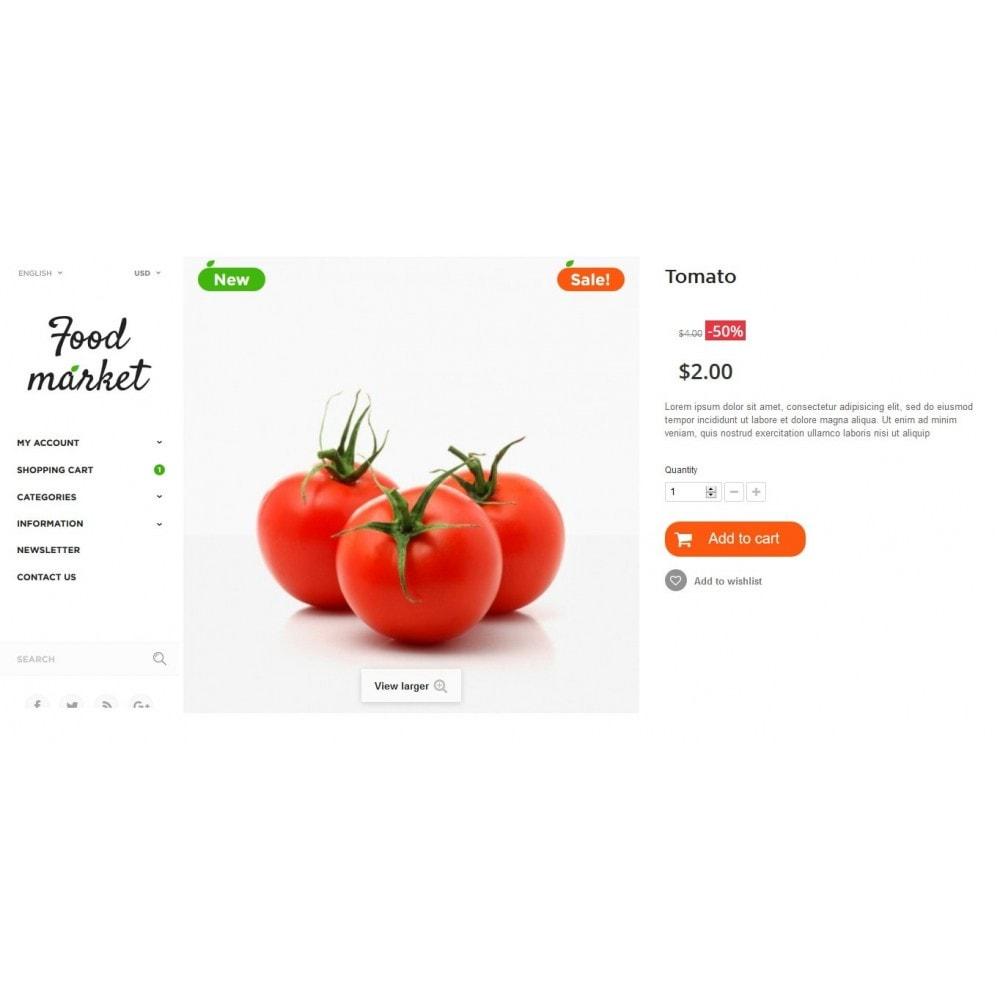 theme - Cibo & Ristorazione - Food Market - 7