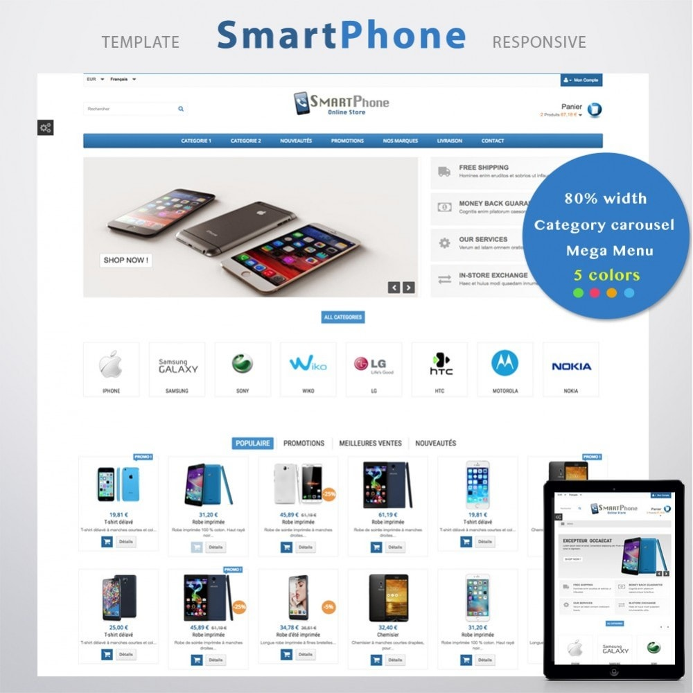 theme - Elettronica & High Tech - SMARTPHONE - 1