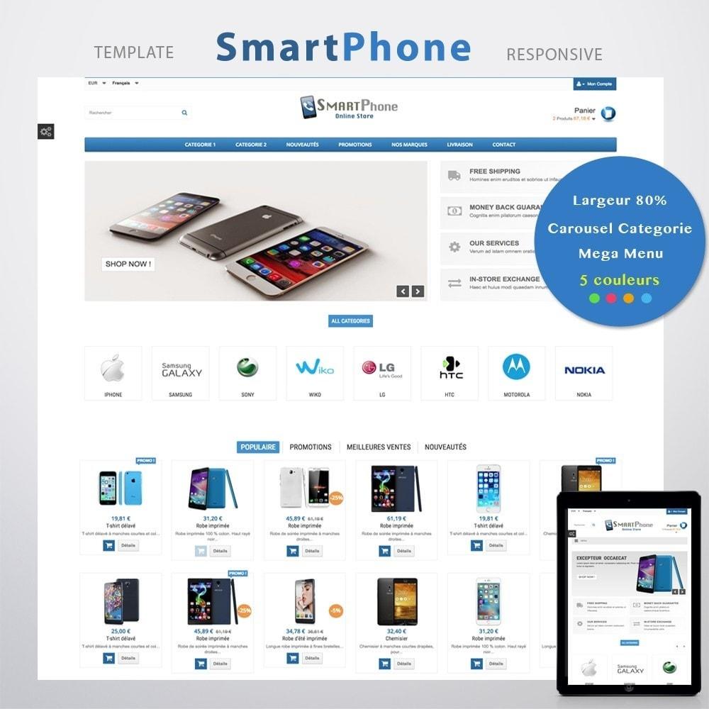 theme - Electronique & High Tech - SMARTPHONE - 2