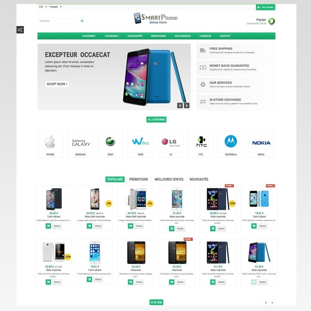 theme - Electronique & High Tech - SMARTPHONE - 5