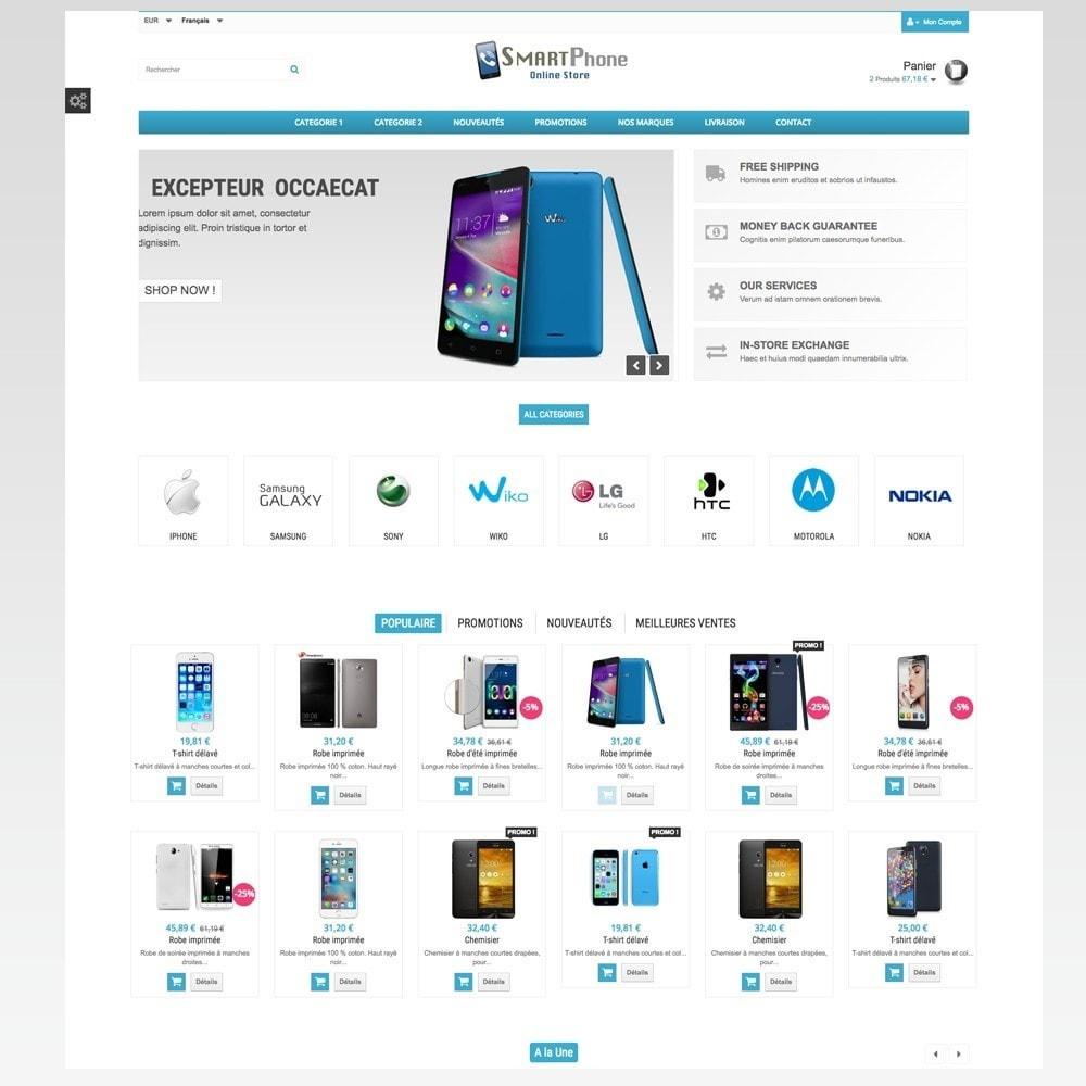 theme - Electronique & High Tech - SMARTPHONE - 7
