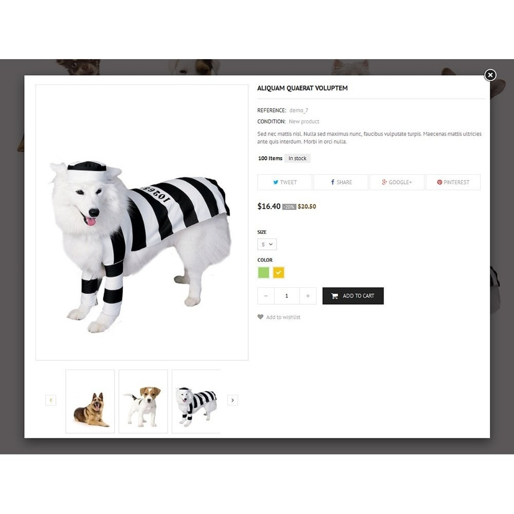 theme - Animaux - Animal Pets Store - 7