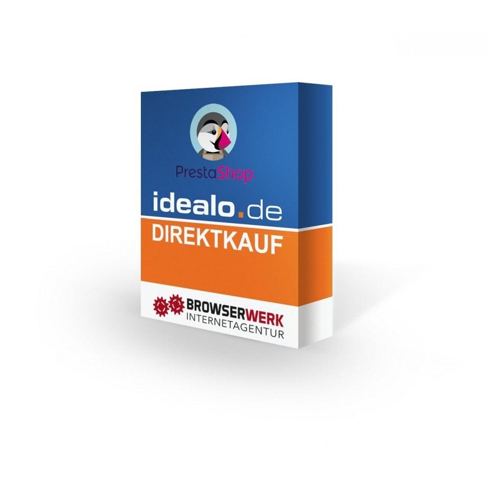 module - Zarządzanie zamówieniami - idealo Direktkauf - 1