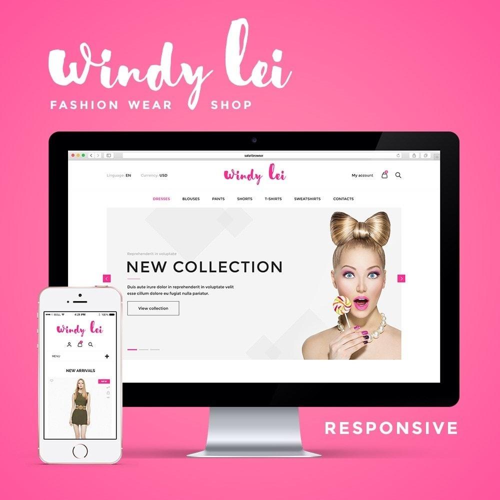 theme - Moda & Calzature - Windy lei Women's Clothing - 1