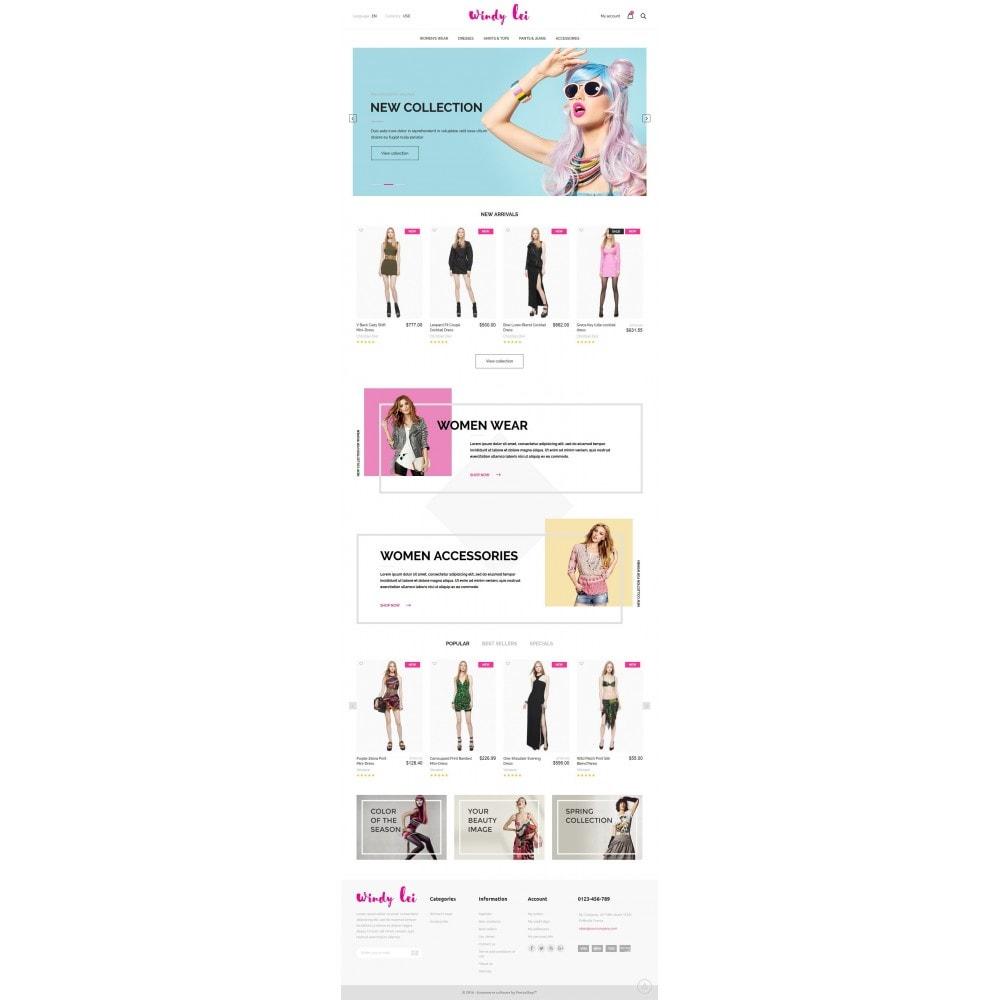 theme - Moda & Calzature - Windy lei Women's Clothing - 4