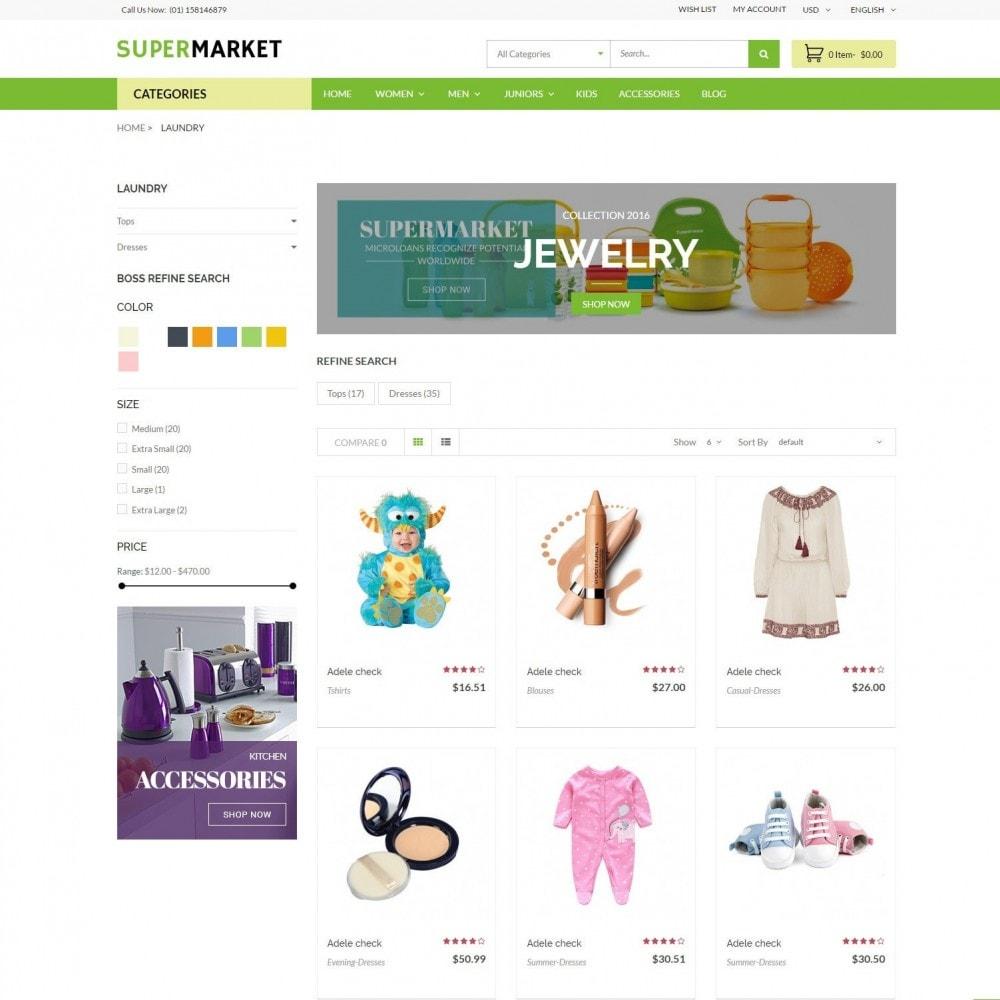 theme - Salud y Belleza - SuperMarket | Bio Medical Fashion Baby Beauty Store - 3