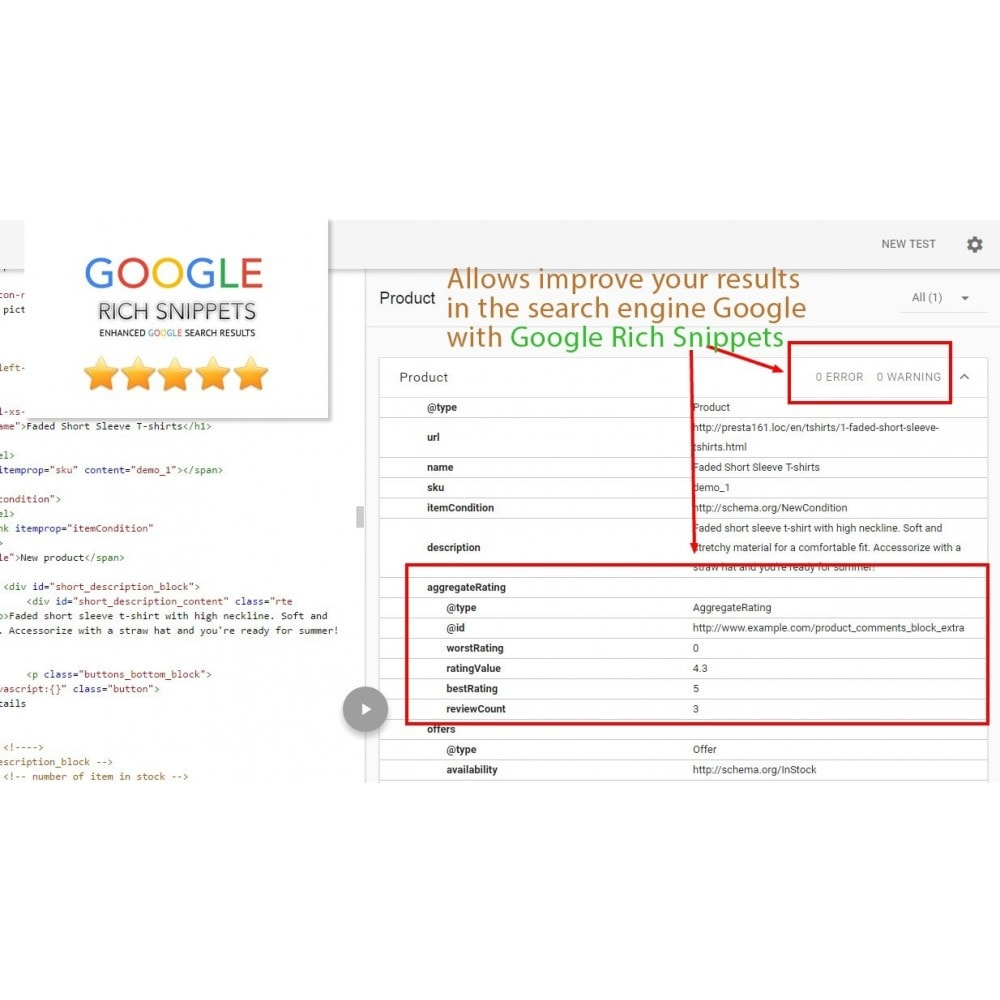 module - Kundenbewertungen - Advanced Reviews: Photos, Reminder, Google Snippets - 6
