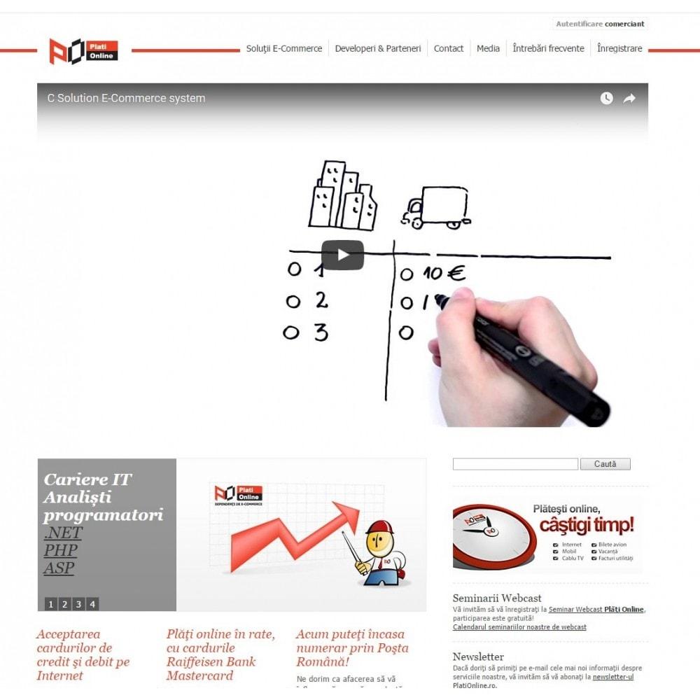 module - Płatność kartą lub Płatność Wallet - PlatiOnline.ro - Plati cu cardul - 2