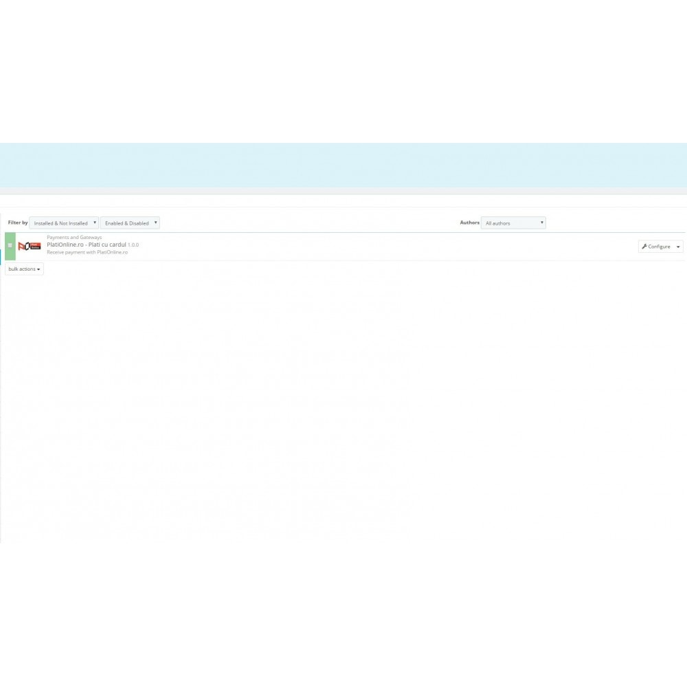 module - Płatność kartą lub Płatność Wallet - PlatiOnline.ro - Plati cu cardul - 4