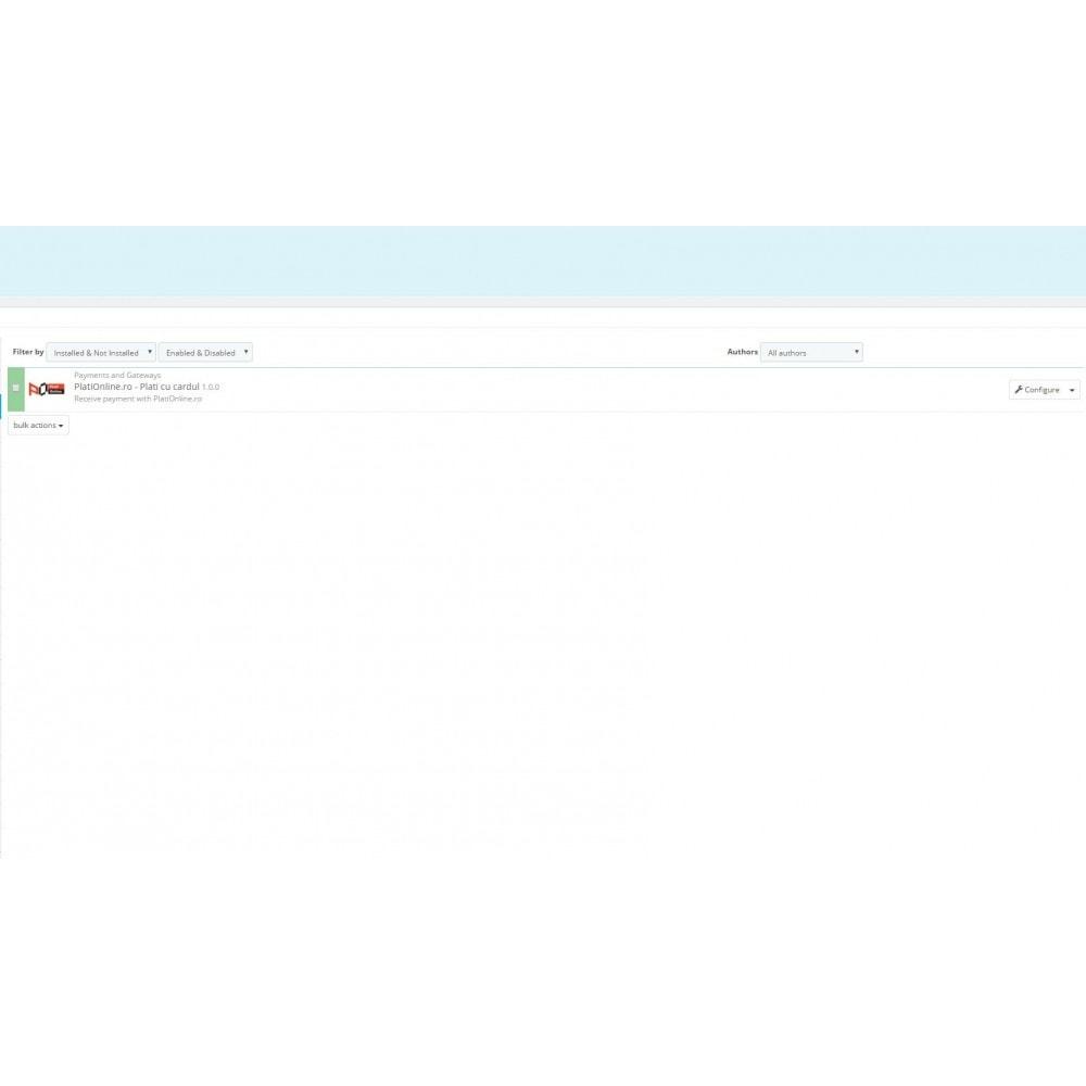 module - Pago con Tarjeta o Carteras digitales - PlatiOnline.ro - Plati cu cardul - 4