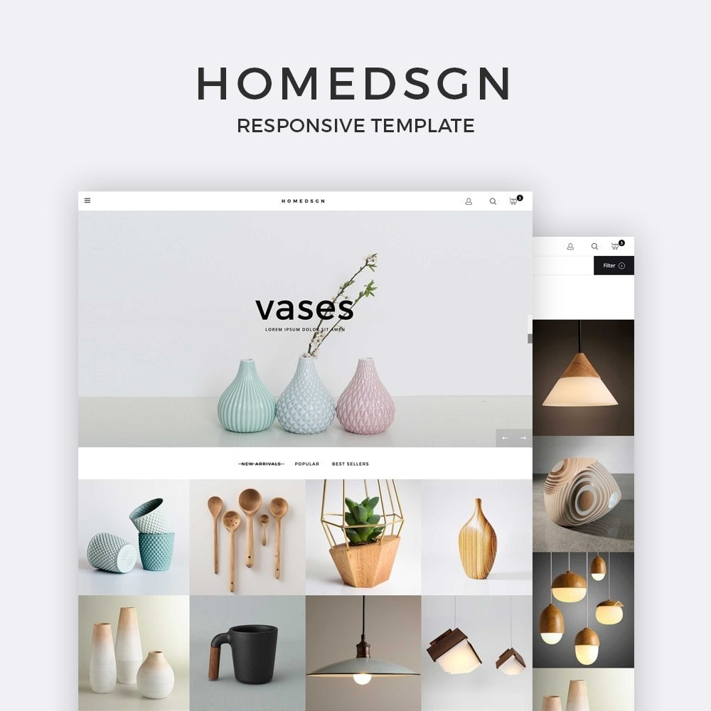 theme - Home & Garden - Home Design - 1