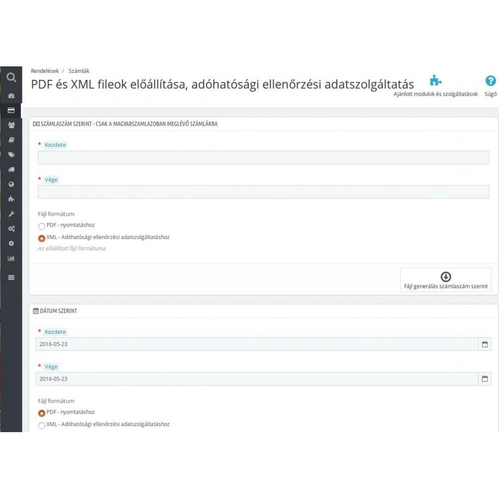 module - Księgowość & Fakturowania - Hungarian Invoicing - 2