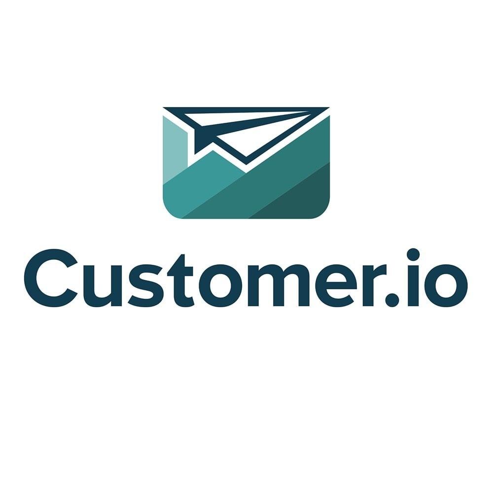 module - Remarketing & Shopping Cart Abandonment - Customer.io - Customer-centric behavioral marketing - 1
