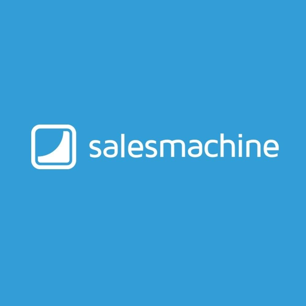 module - Analyses & Statistieken - Salesmachine.io - Realtime Customer Scoring - 1
