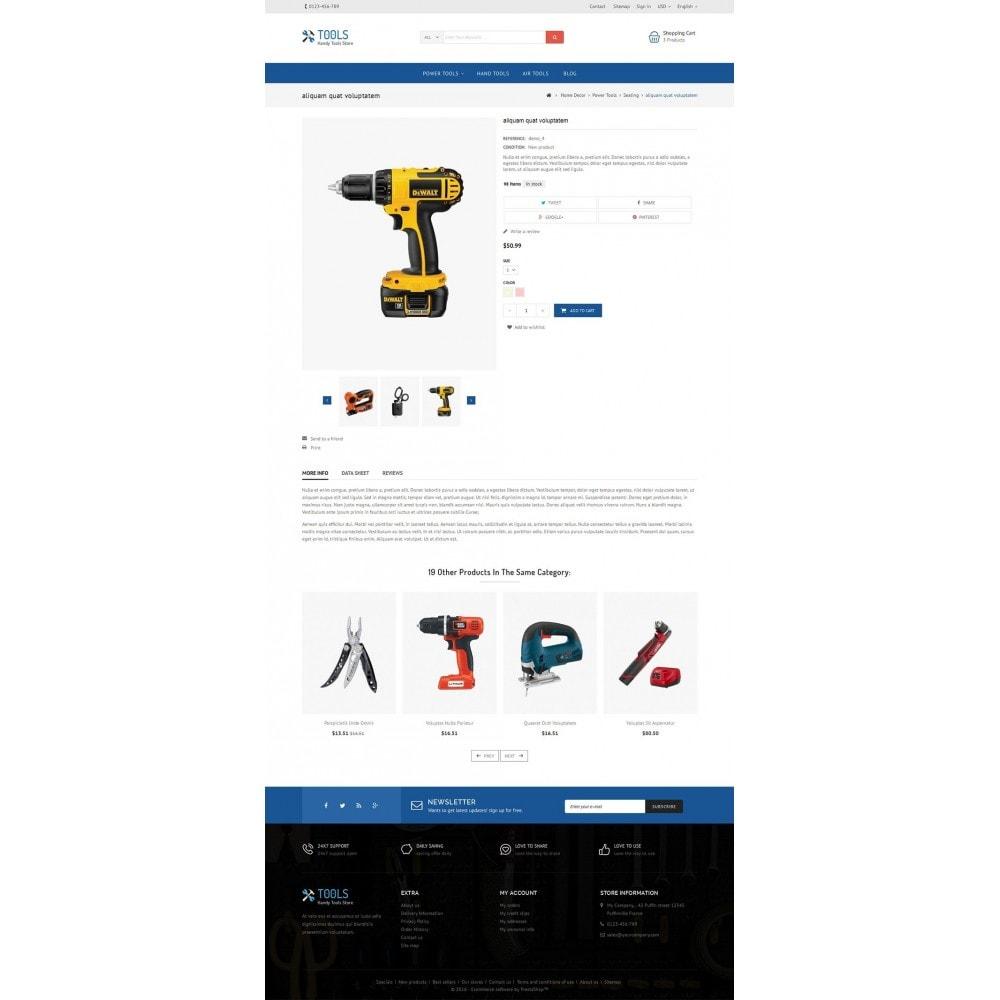 theme - Hogar y Jardín - Tools Store - 4