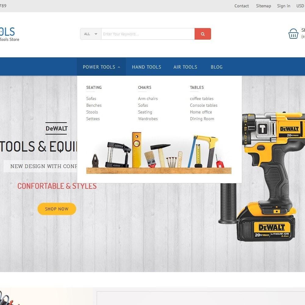 theme - Hogar y Jardín - Tools Store - 7
