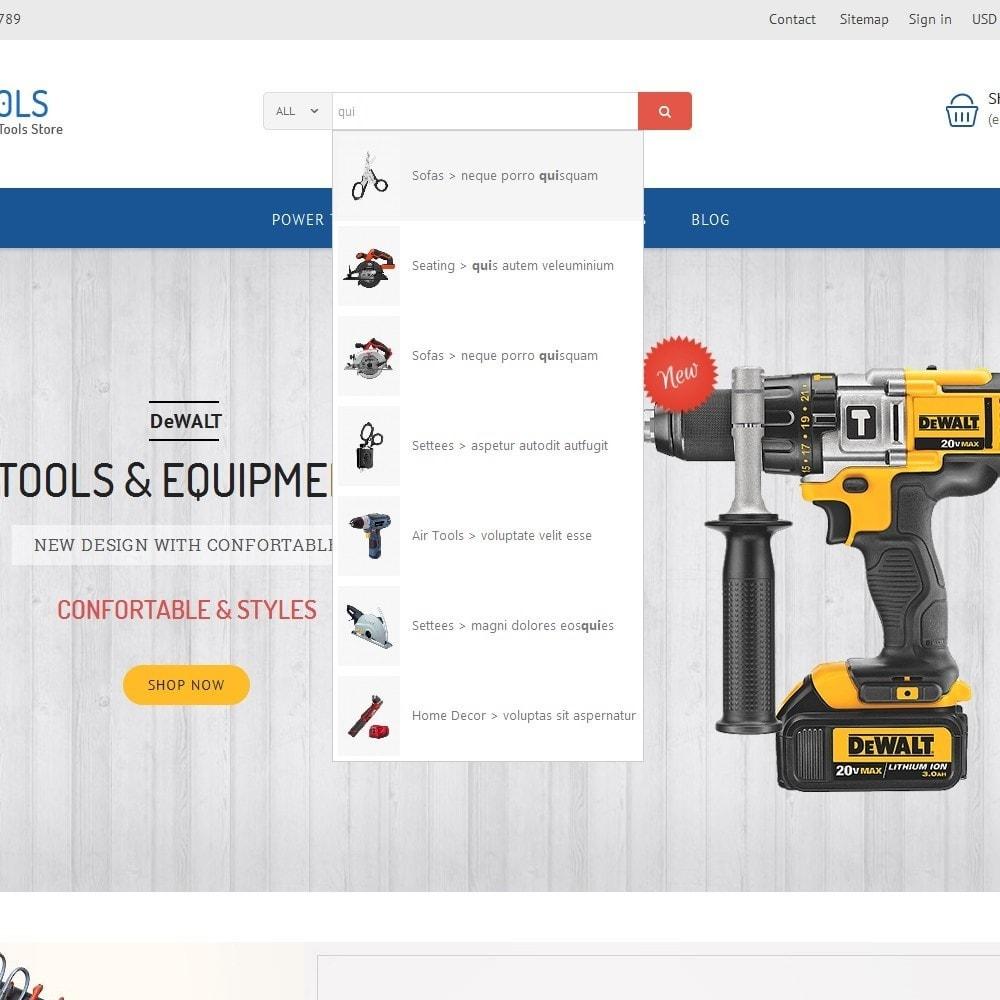 theme - Hogar y Jardín - Tools Store - 8