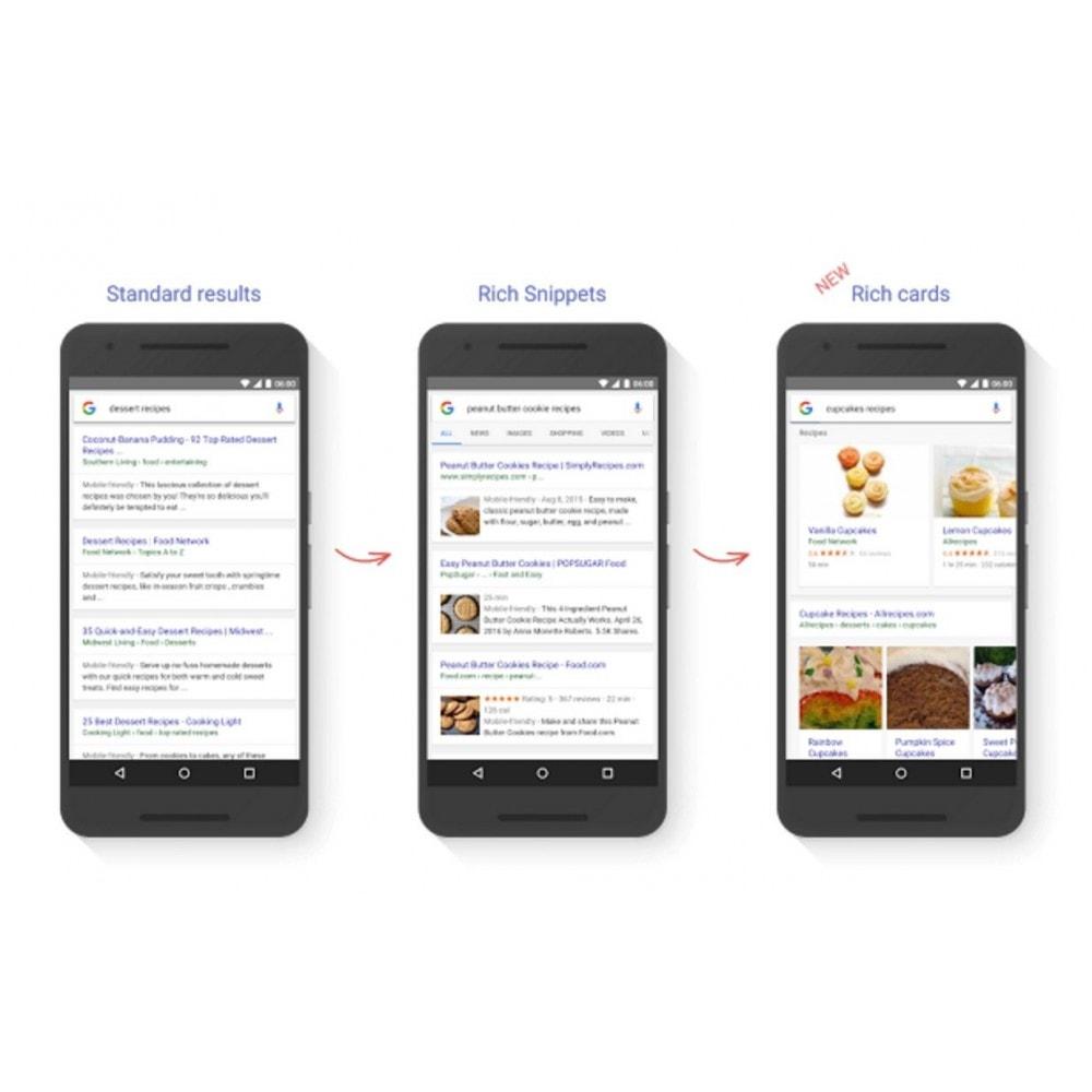 module - SEO (référencement naturel) - Google Rich Cards pour produits - 1