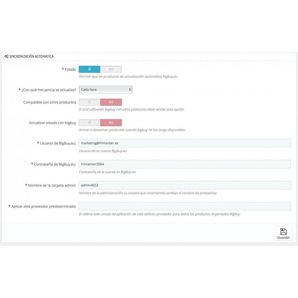 module - Gestión de Stock y de Proveedores - BigBuy Import & Sync Orders - 4
