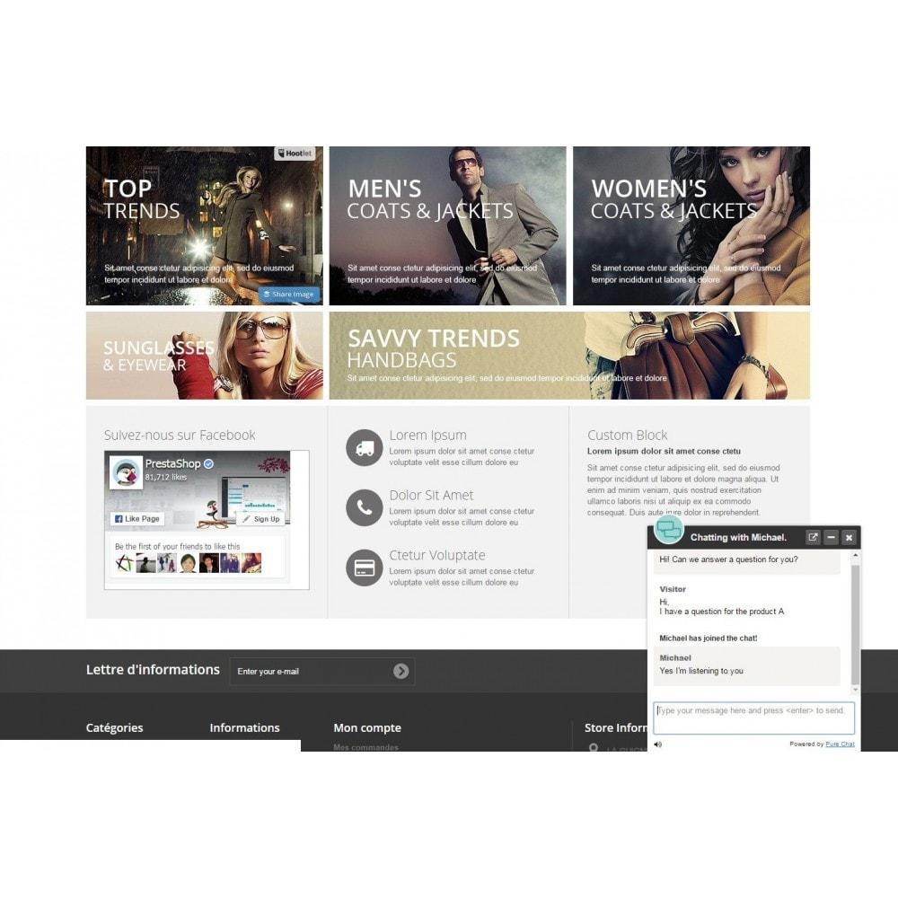 module - Asistencia & Chat online - Studio Vitamine : PureChat - 2